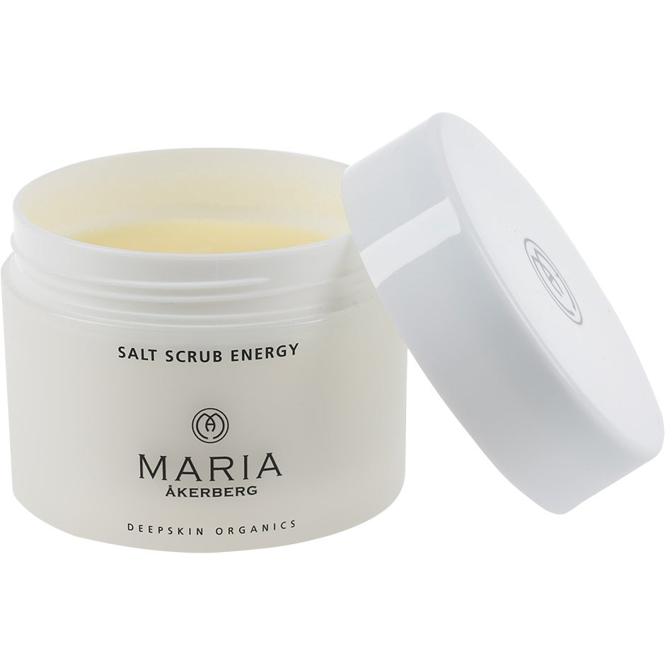 Salt Scrub Energy 200 ml Maria Åkerberg Body Scrub