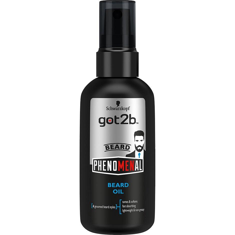 Schwarzkopf Got2B Beard Oil Schwarzkopf Skägg & Mustasch