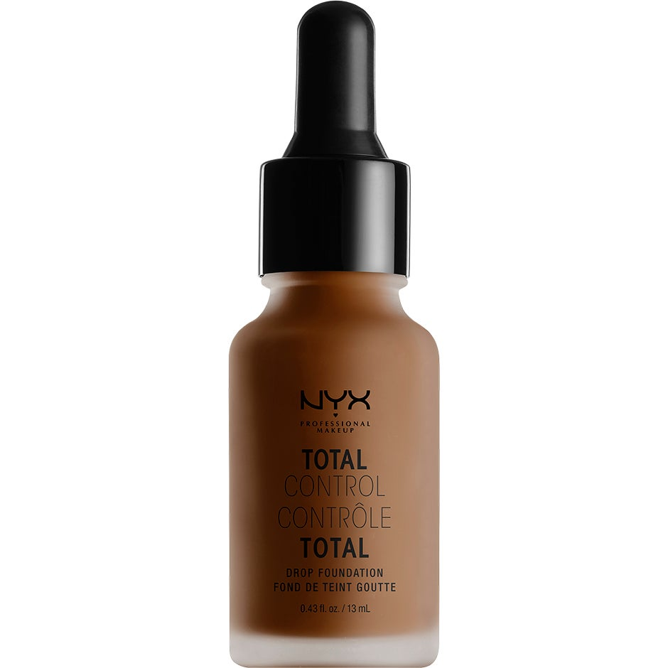 Total Control Drop Foundation 13 ml NYX Professional Makeup Foundation