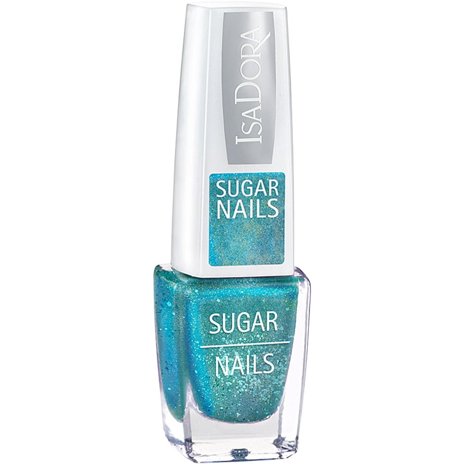 IsaDora Sugar Crush Nails 128 Ocean Crush 6 ml IsaDora Special Design