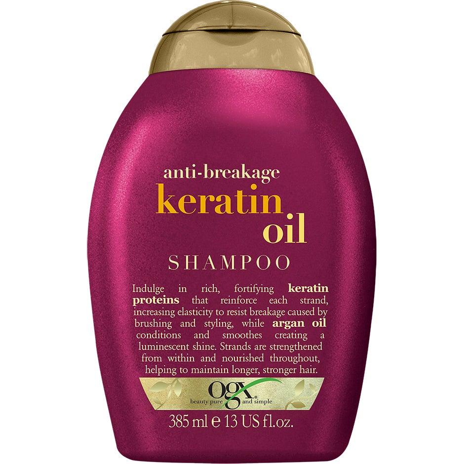 Ogx Anti-Breakage Keratin Oil Shampoo 385 ml OGX Schampo