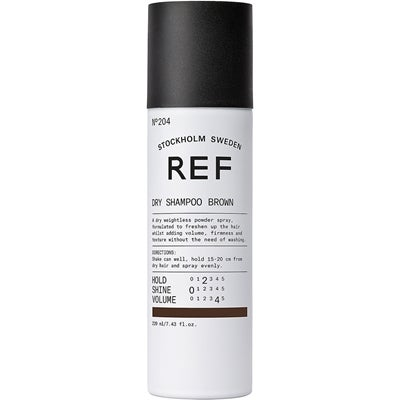 REF . Dry Shampoo Brown