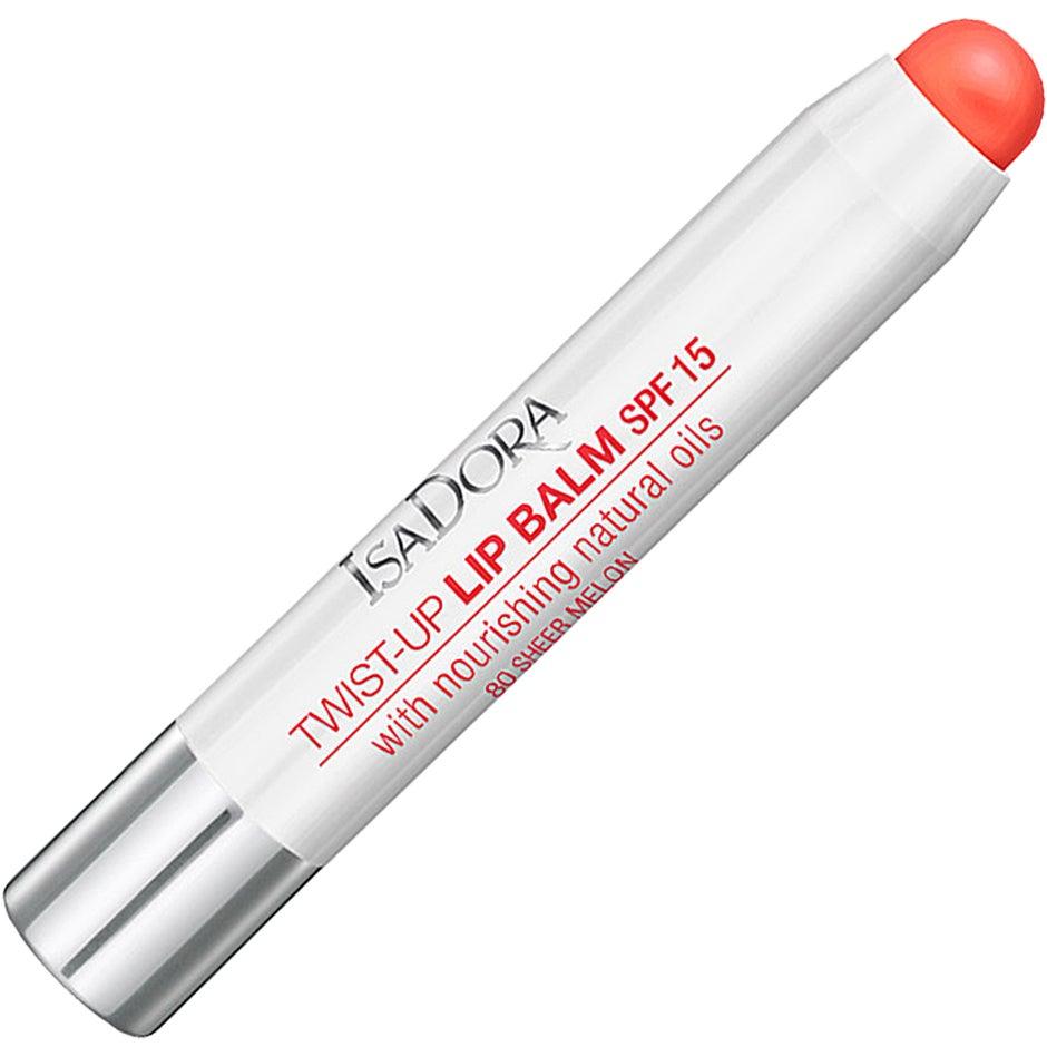 IsaDora Twist-Up Lip Balm SPF 15 3 g IsaDora Läppvård