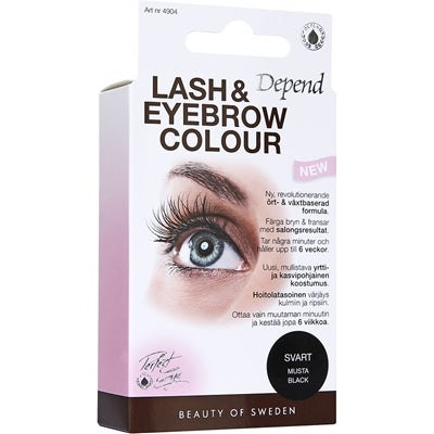 Depend Lash & Eyebrow Color