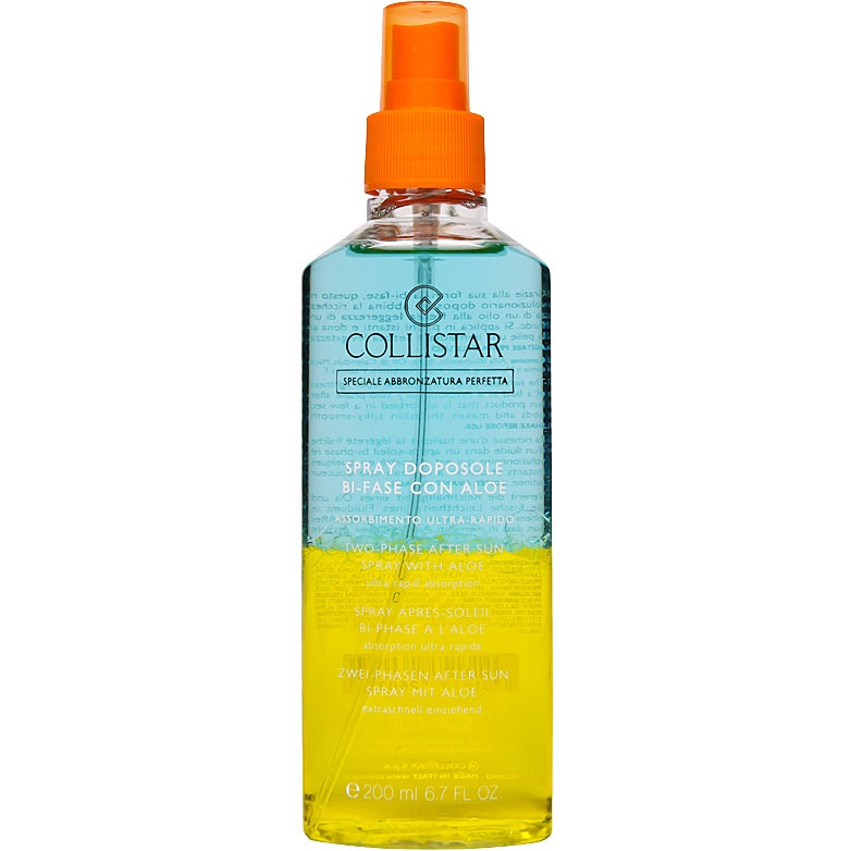 Collistar Two-Phase After Sun Spray with Aloe 200 ml Collistar Aftersun