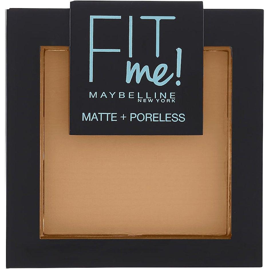 Maybelline Fit Me Matte + Poreless Powder 9 g Maybelline Puder