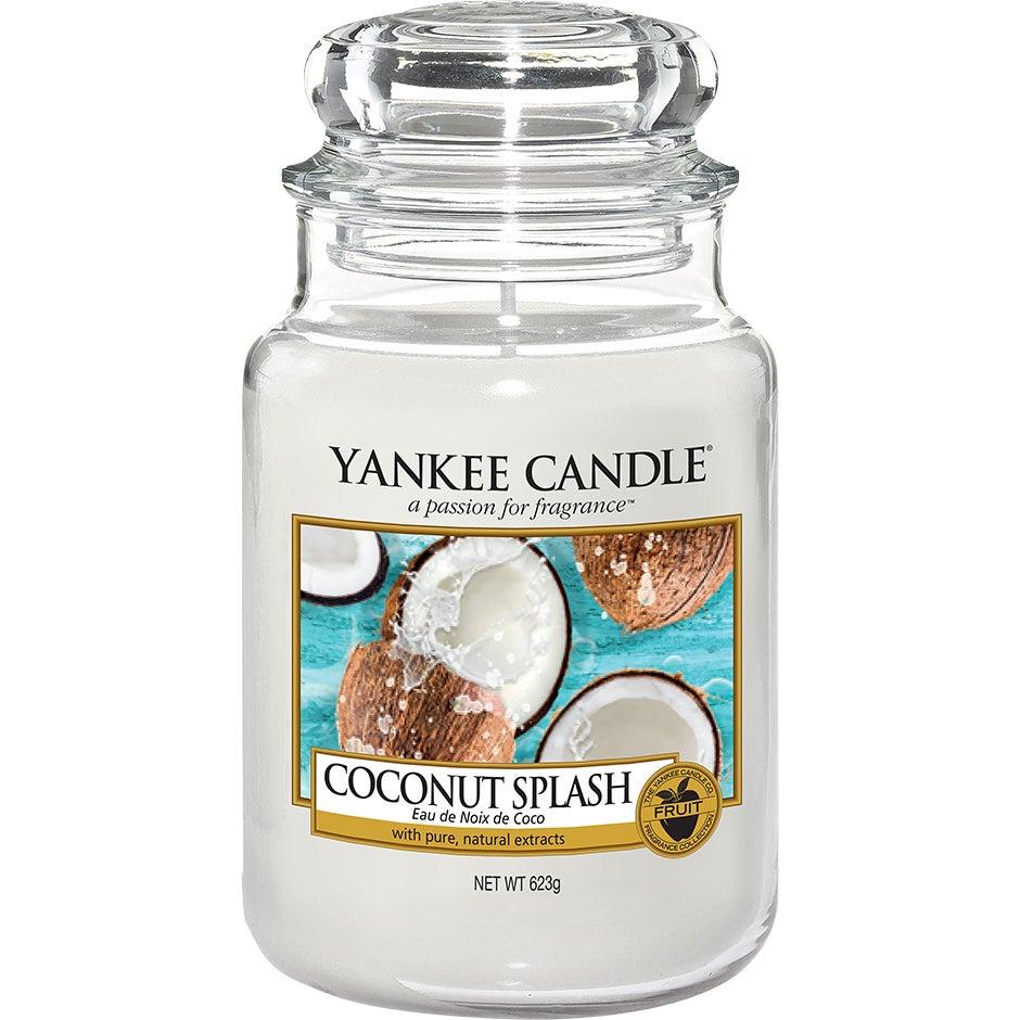 Coconut Splash 623 g Yankee Candle Doftljus