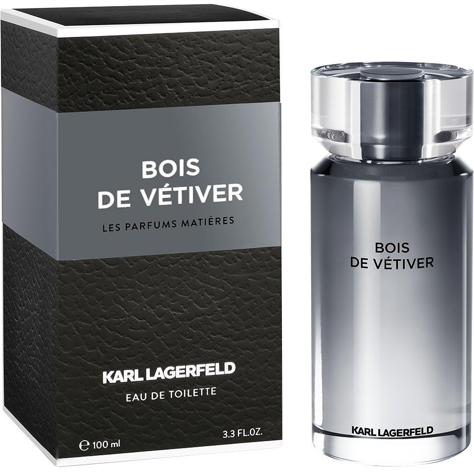 Karl Lagerfeld Bois De Vetiver Edt 100ml