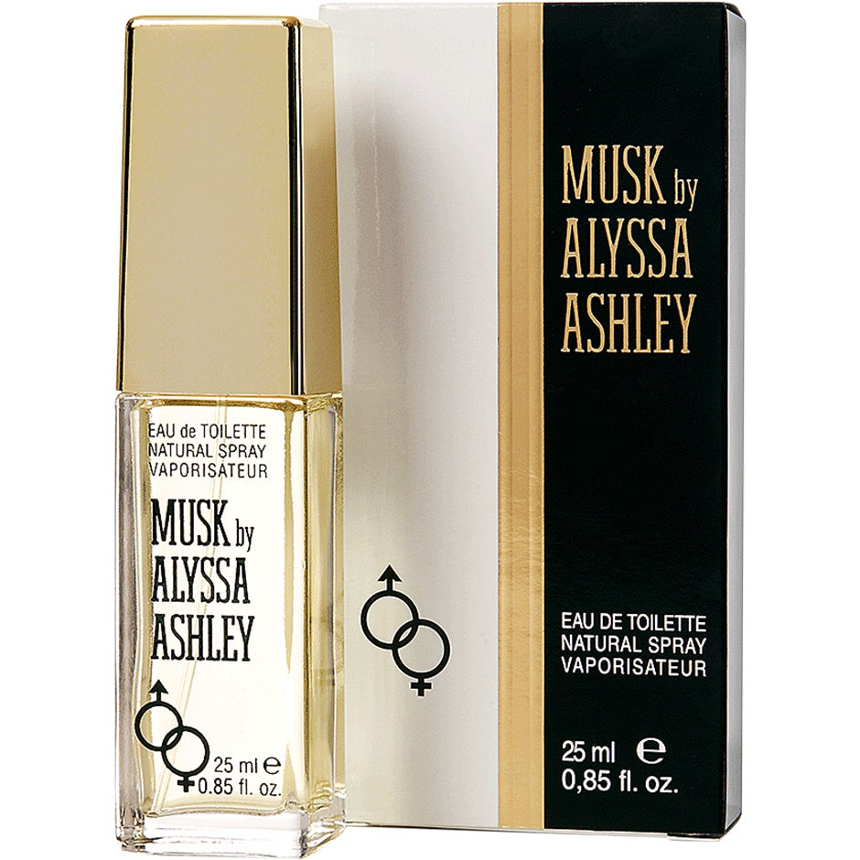 Alyssa Ashley Musk EdT 25 ml Alyssa Ashley Dofter