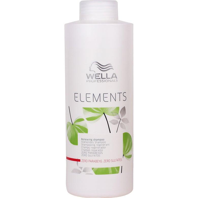 Elements 1000 ml Wella Schampo