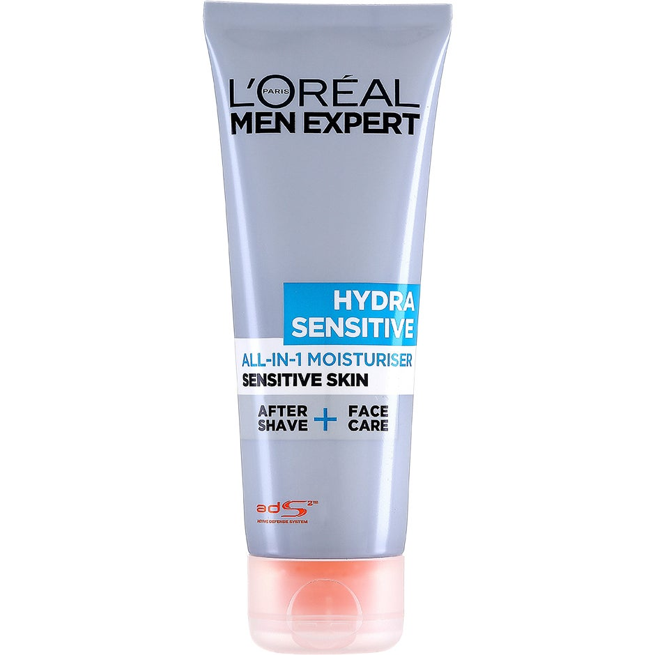 L'Oréal Paris Men Expert Hydra Sensitive All-In-1 Moisturiser 75 ml L'Oréal Paris Ansiktskräm för män