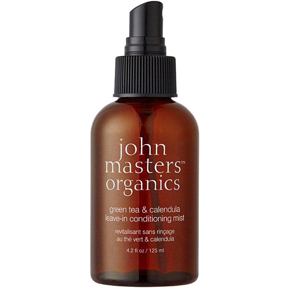 John Masters Organics Green Tea & Calendula Leave-In Conditioning Mist 125 ml John Masters Organics Hårinpackning