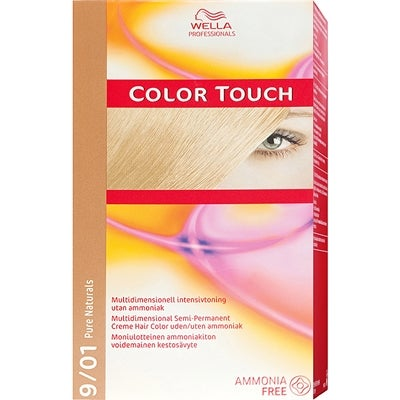 Wella Professionals Care Pure Naturals Color Touch 9/01