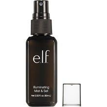 e.l.f. E.l.f Cosmetics Illuminating Mist & Set Clear