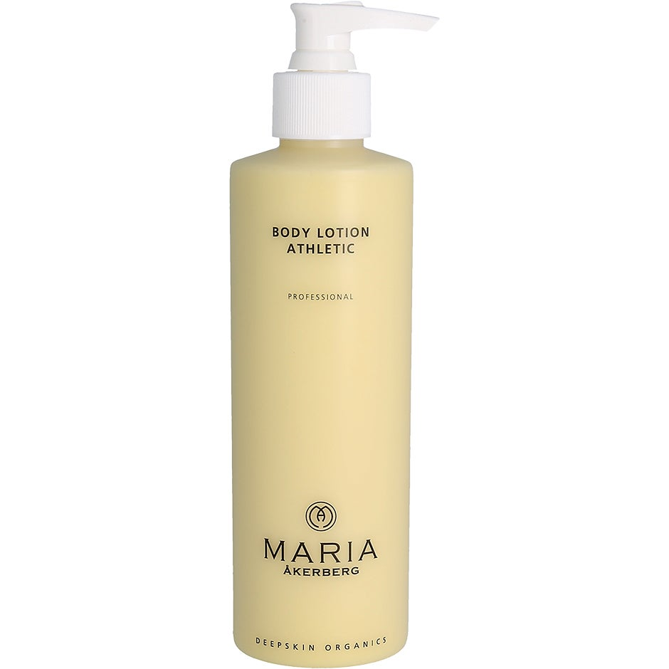 Body Lotion Athletic 250 ml Maria Åkerberg Kroppslotion