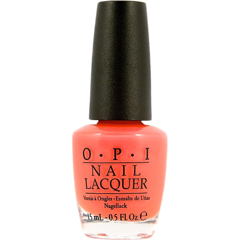 OPI Nail Lacquer Hot & Spicy 15 ml OPI Alla färger