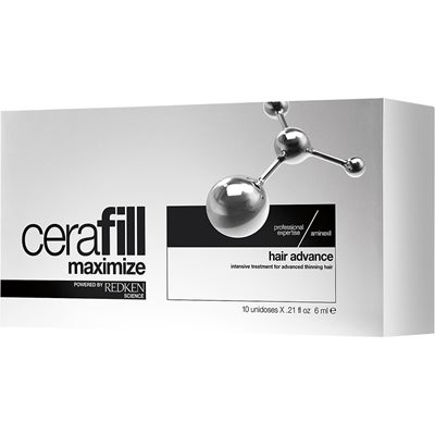Redken Cerafill Maximize Hair Advance Intensive Treatment