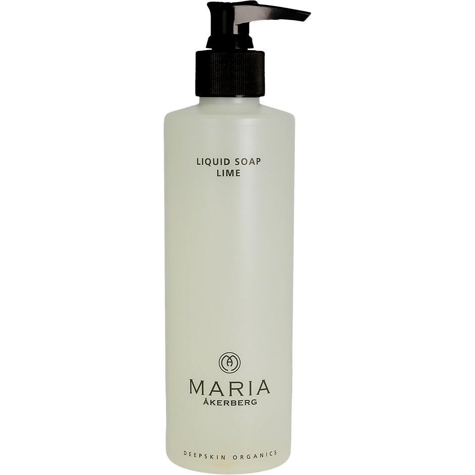 Liquid Soap Lime, 250 ml Maria Åkerberg Ekologisk Hudvård