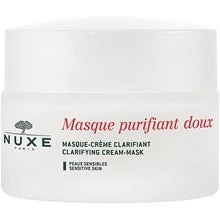 Nuxe NUXE Clarifying Cream-Mask with Rose Petals