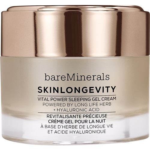 bareMinerals Skinlongevity Vital Power Sleeping Gel Cream