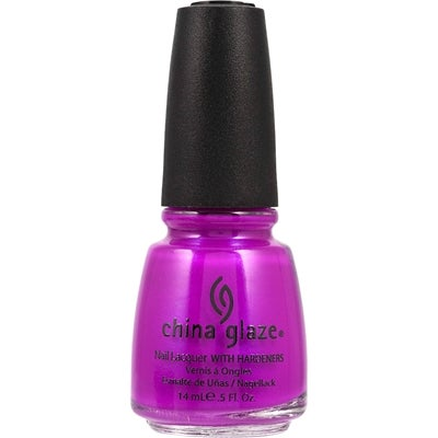 China Glaze Nail Lacquer, Purple Panic