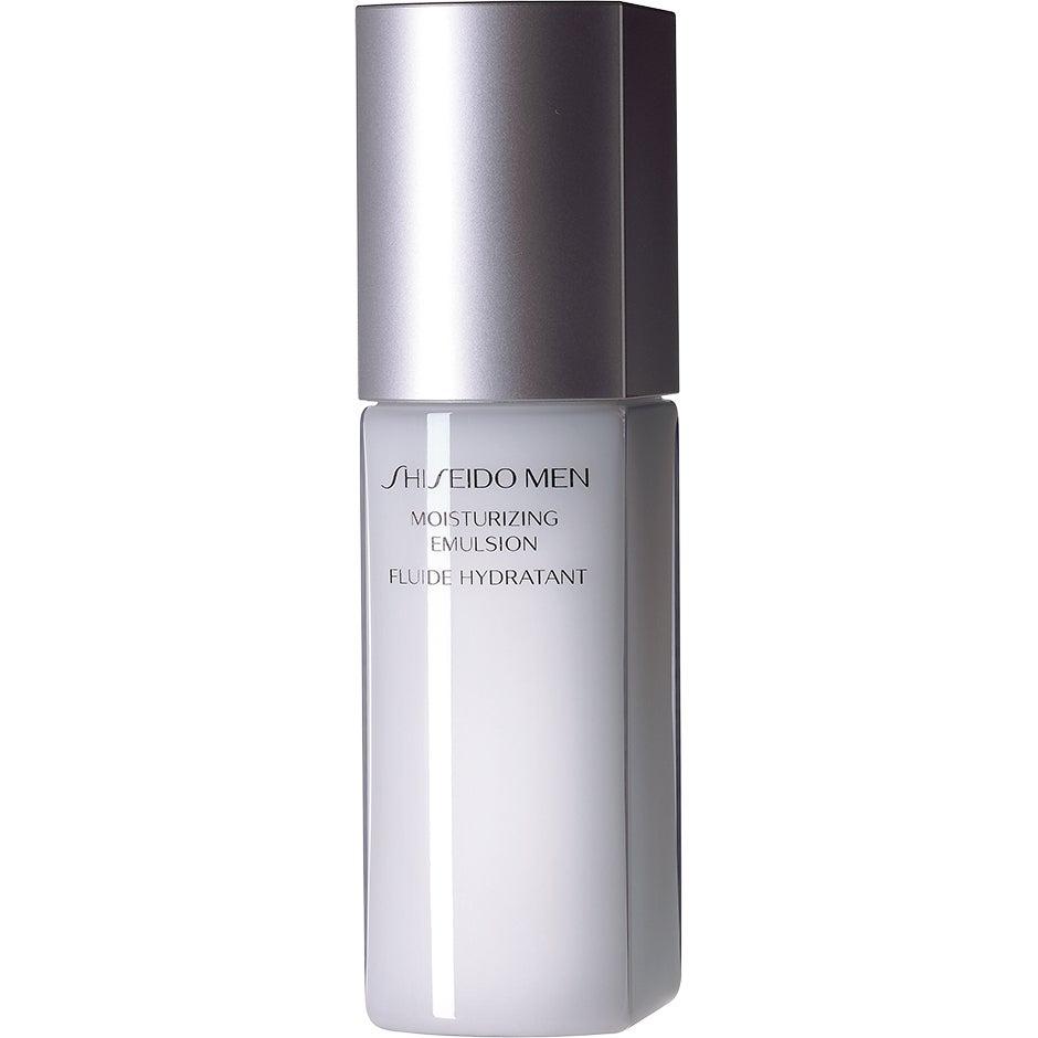 Shiseido Men Moisturizing Emulsion 100 ml Shiseido Ansiktskräm för män