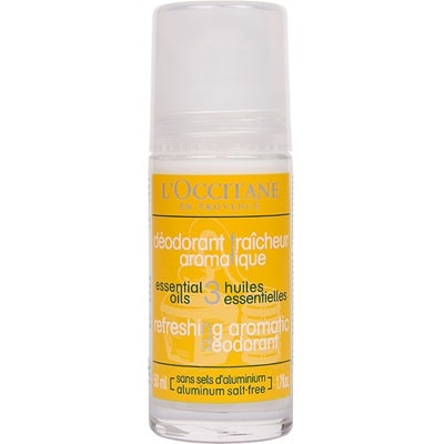 L'Occitane Aroma Purifying Roll-On Deo