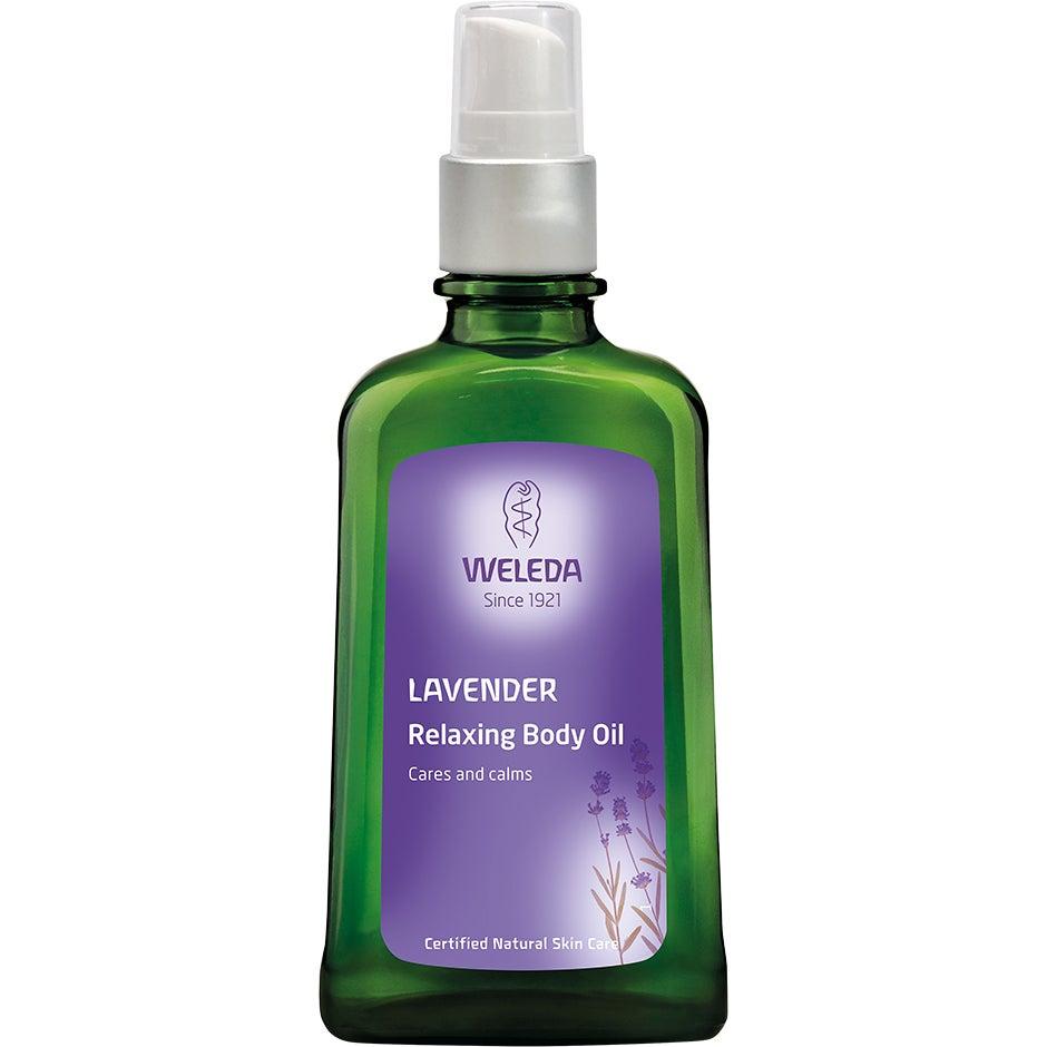 Weleda Lavender Relaxing Body Oil 100 ml Weleda Massage