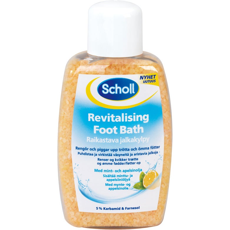 Revitalising Foot Bath 275 g Scholl Fotvård