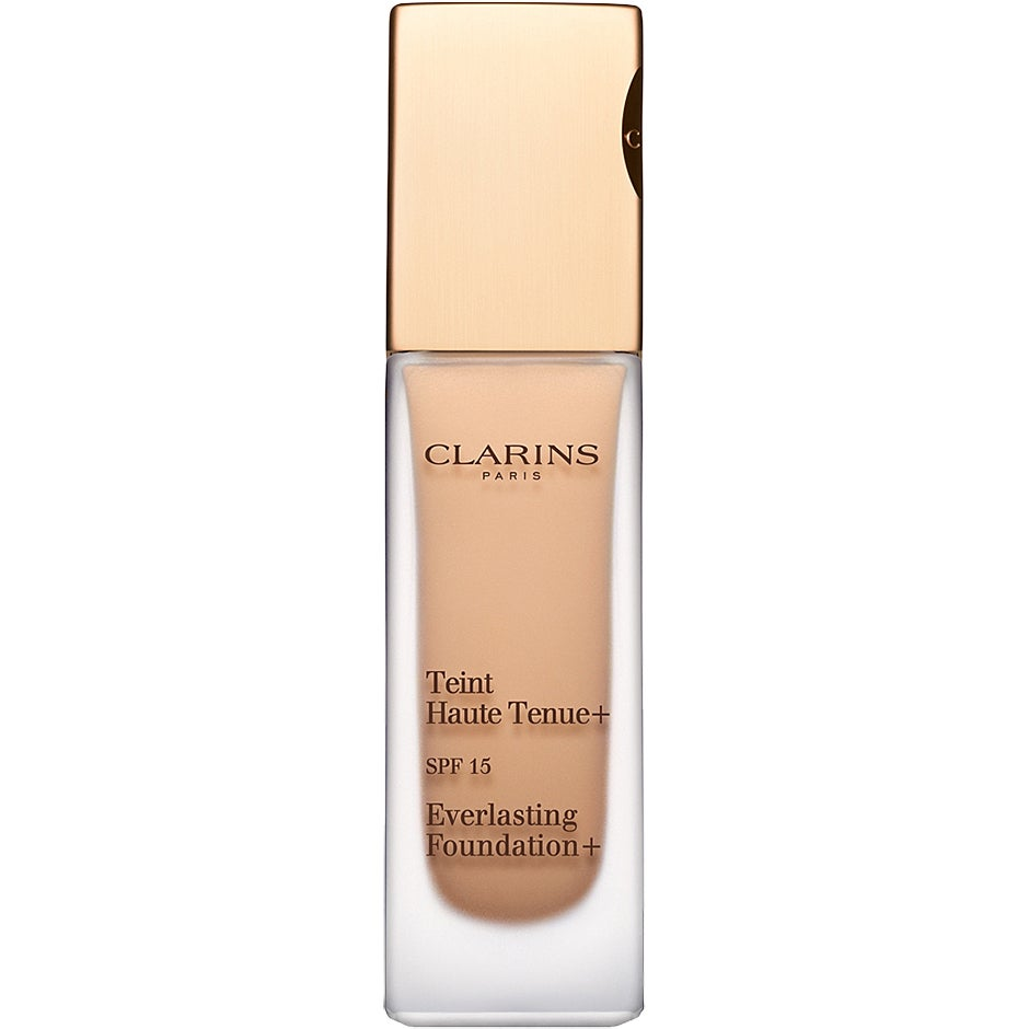 Clarins Everlasting Foundation+ SPF 15 30 ml Clarins Smink