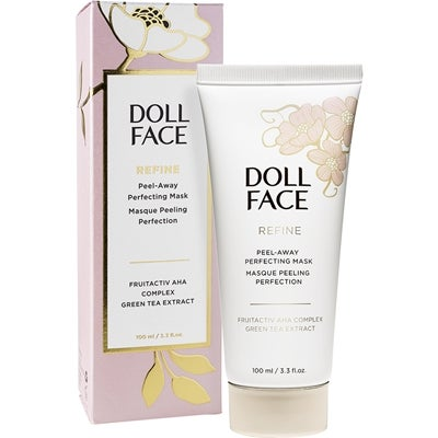 Doll Face Refine Peel-Away Refining Gel Mask