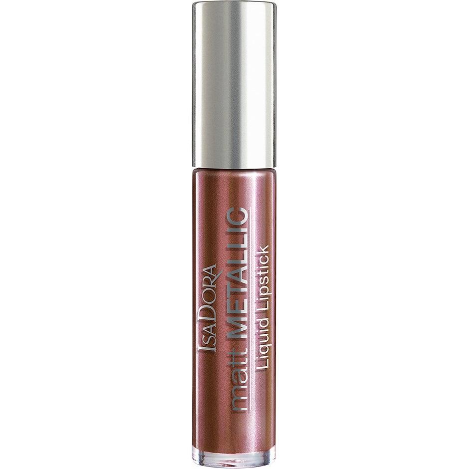 IsaDora Matt Metallic Liquid Lipstick 7 ml IsaDora Läppstift
