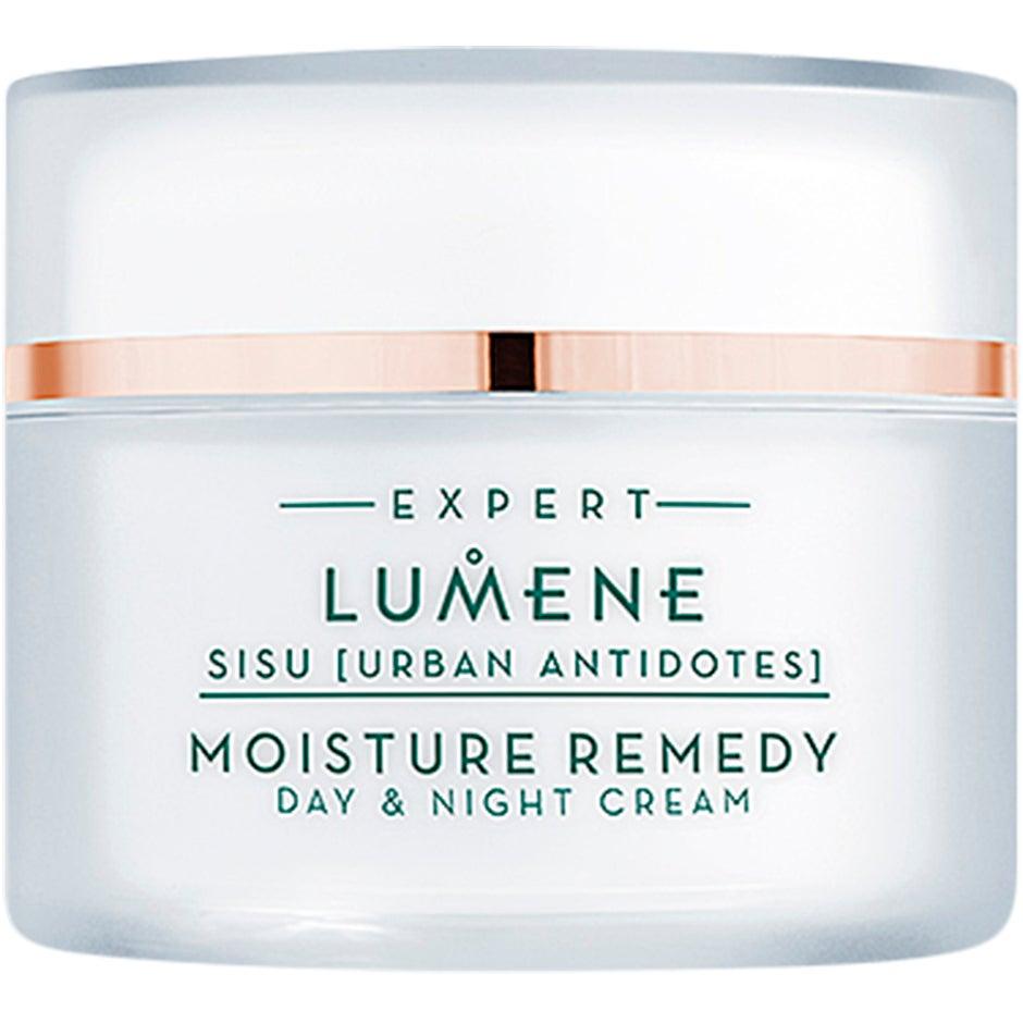 Lumene SISU Moisture Remedy Day & Night Cream 30 ml Lumene Vegansk hudvård