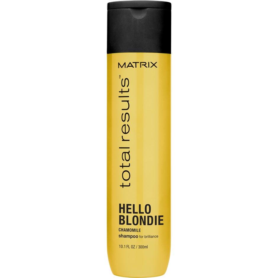 Matrix Total Results Hello Blondie Shampoo 300 ml Matrix Schampo