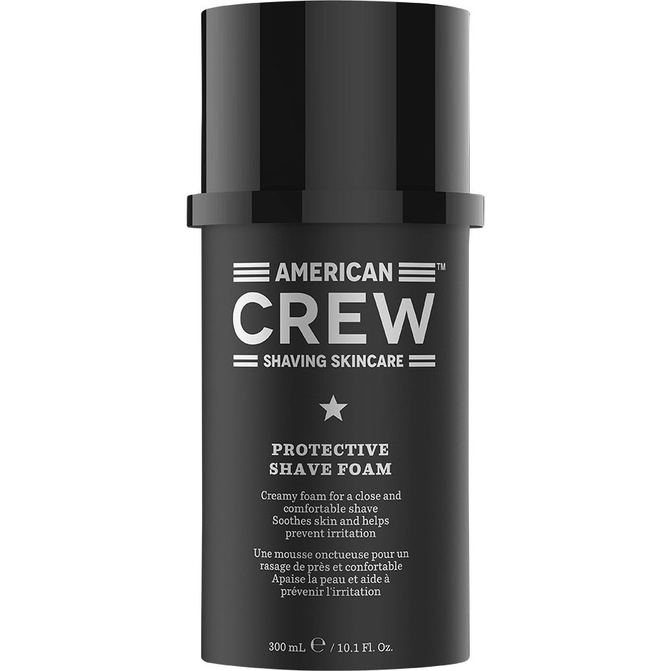 American Crew Shaving Skincare Protective Shave Foam 300 ml American Crew Under rakning
