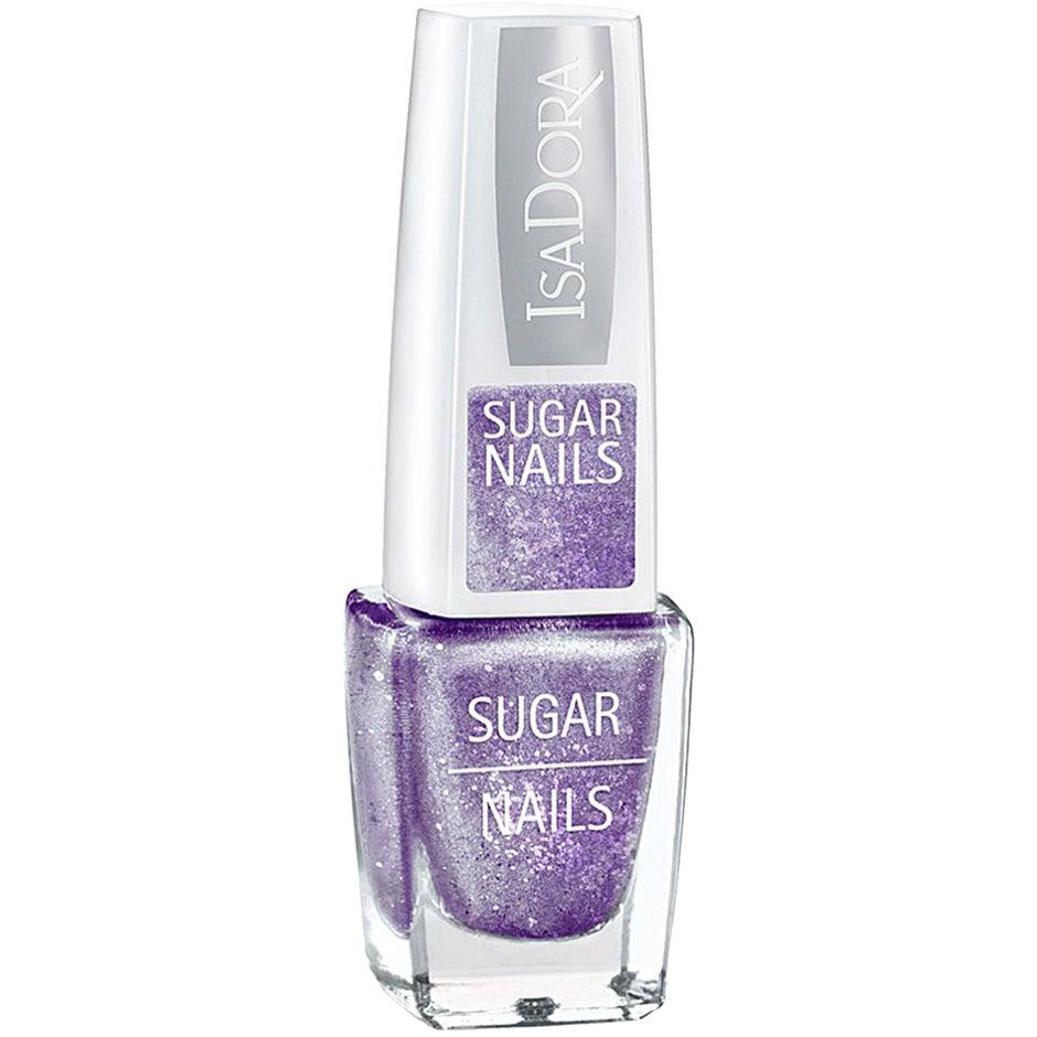 IsaDora Sugar Crush Nails 104 Purple Crush 6 ml IsaDora Special Design
