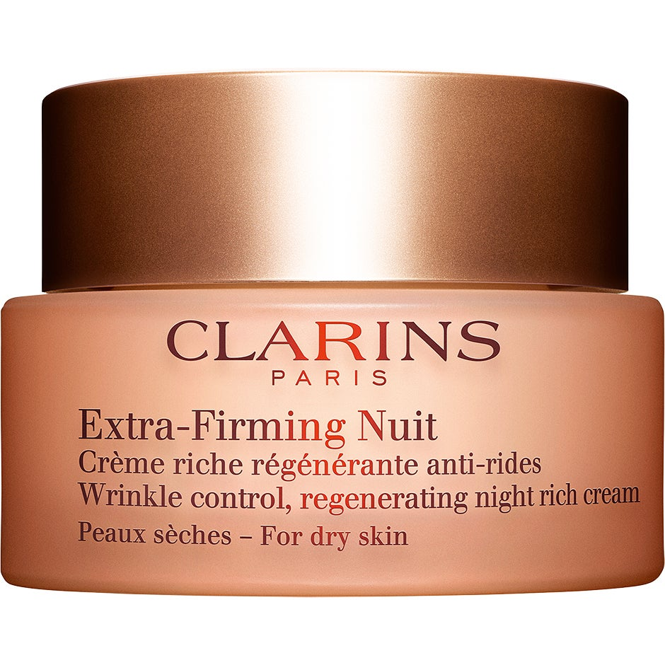 Clarins Extra-Firming Nuit for Dry Skin 50 ml Clarins Nattkräm