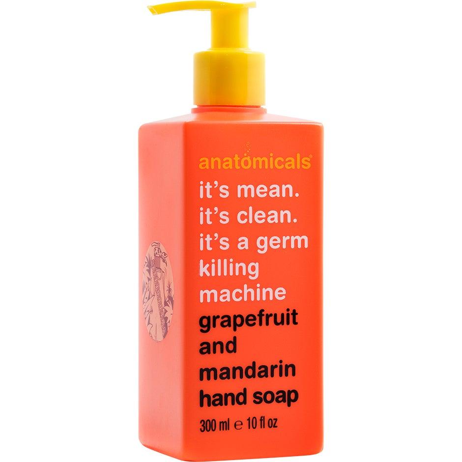 Anatomicals Grapefruit Amp Mandarin Hand Soap Eleven Se