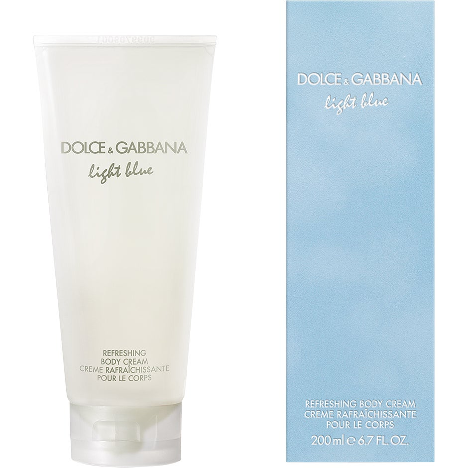 Dolce&Gabbana Light Blue Body Cream 200 ml Dolce & Gabbana Kroppslotion