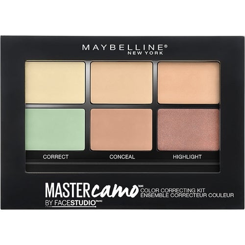 Maybelline Master Camo Correctng Kit
