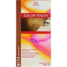 Wella Professionals Care Deep Browns Color Touch 8/73