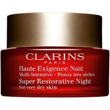Clarins Super Restorative Night, for Dry Skin
