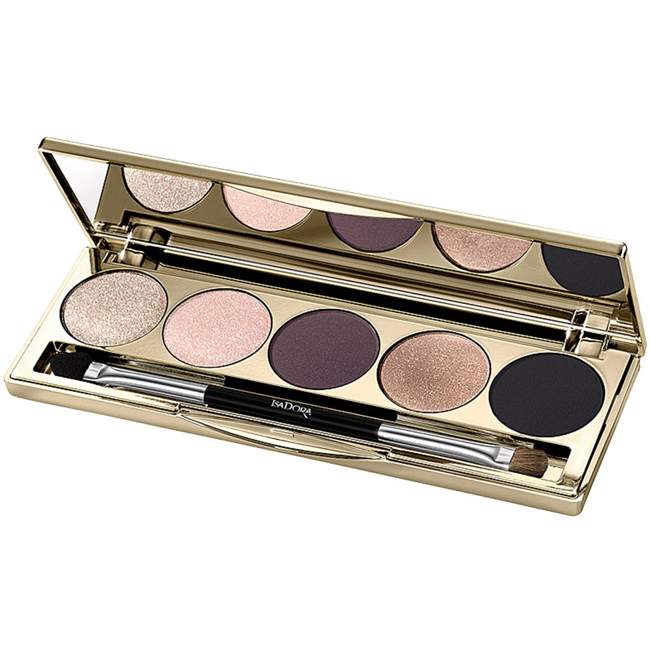 IsaDora Eye Shadow Palette 65 Golden Eyes IsaDora Ögonskugga