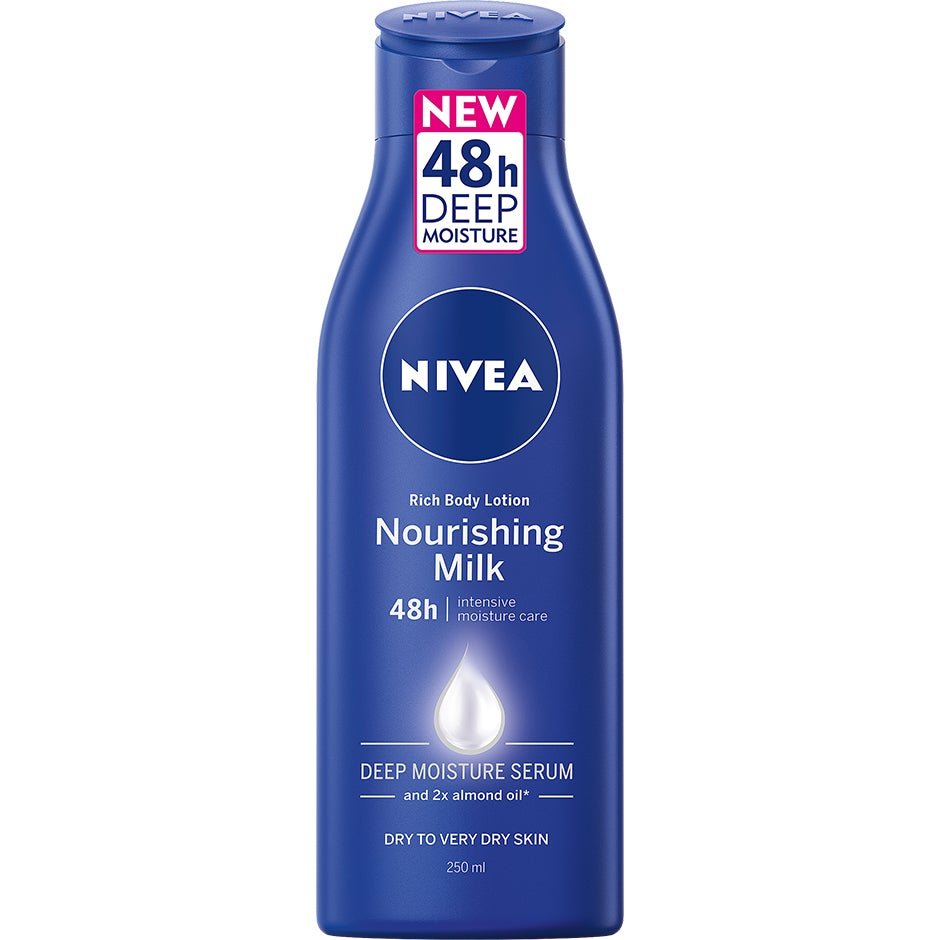 Nourishing Body Milk 250 ml Nivea Kroppslotion