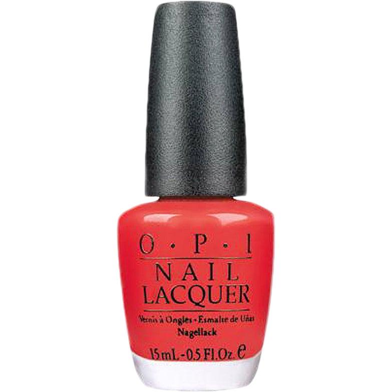 OPI Nail Lacquer, Cajun Shrimp