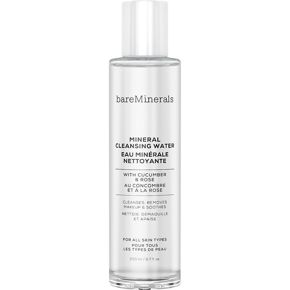 bareMinerals Mineral Cleansing Water bareMinerals Remover