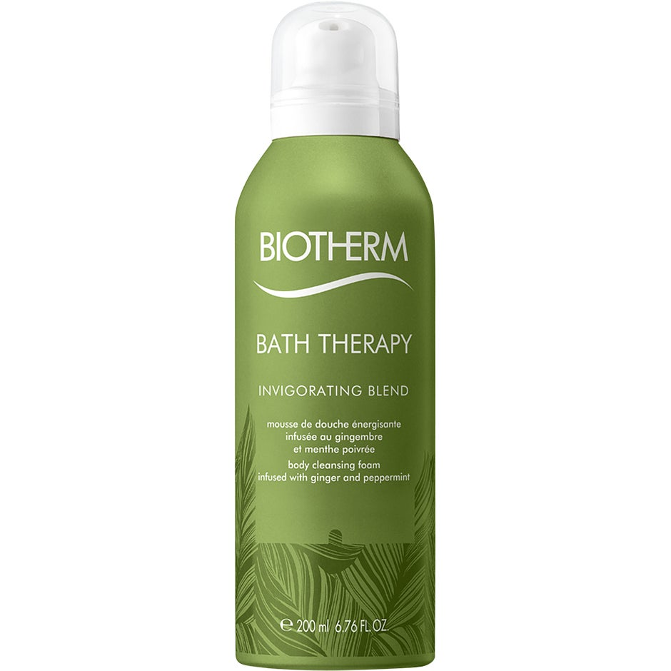 Biotherm Bath Therapy Invigorating Blend Cleansing Foam 200 ml Biotherm Kroppsvård från Biotherm