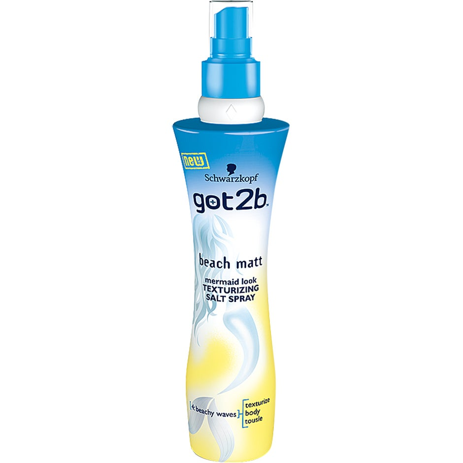 got2b by Schwarzkopf Beach Matt Mermaid Look Texturizing Salt Spray Schwarzkopf Stylingprodukter