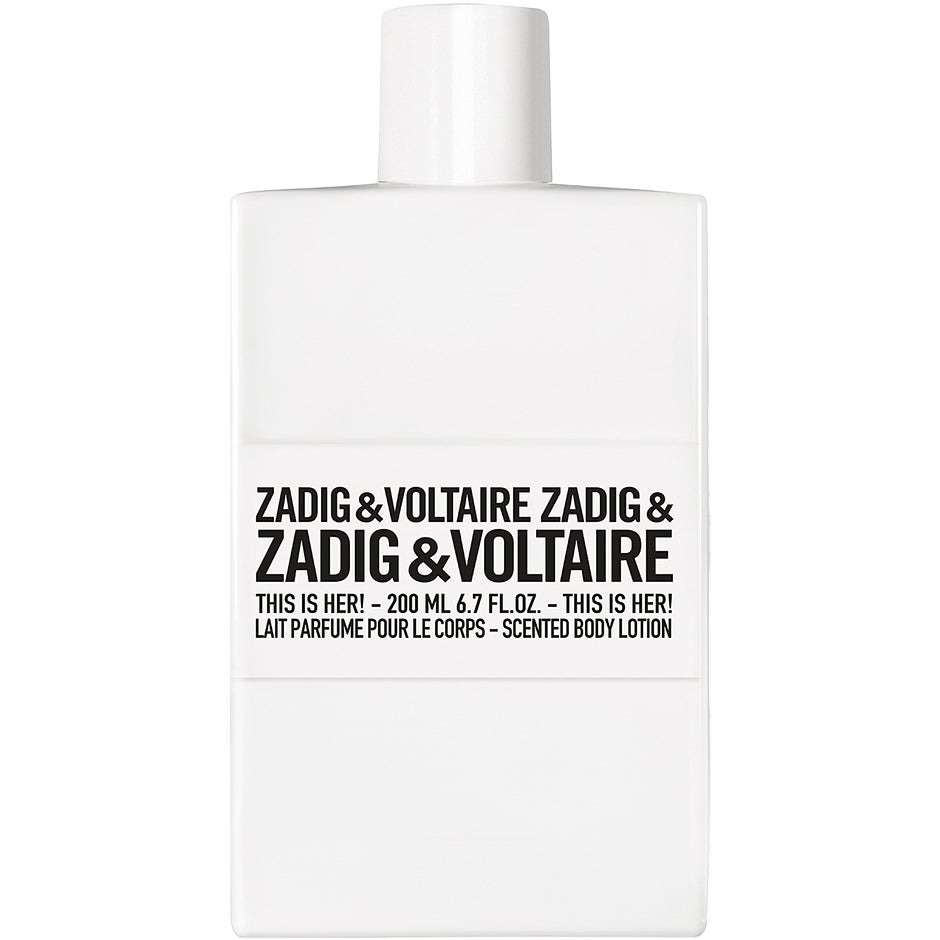 ZADIG & VOLTAIRE This is her! Body Lotion 200 ml Zadig & Voltaire Kroppslotion