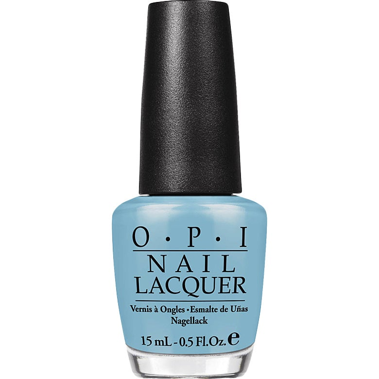 OPI Nail Lacquer, Can't Find My Czechbook